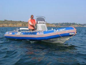 semi rigide permis bateau